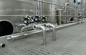 Mineral water and beverages industrial system water and drinks production systems img03