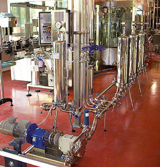 Chemical and food industry production and distribution of auxiliary services - img04